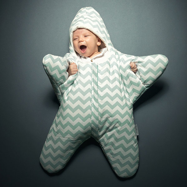 Star Shape Sleeping Bag