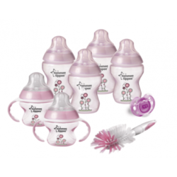 baby feeding bottle starter set