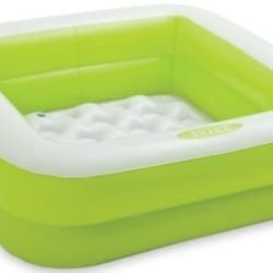 Intex Inflatable Square Pool for Babies