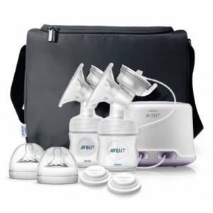 Avent Double Electrical Breast Pump Set in Pakistan