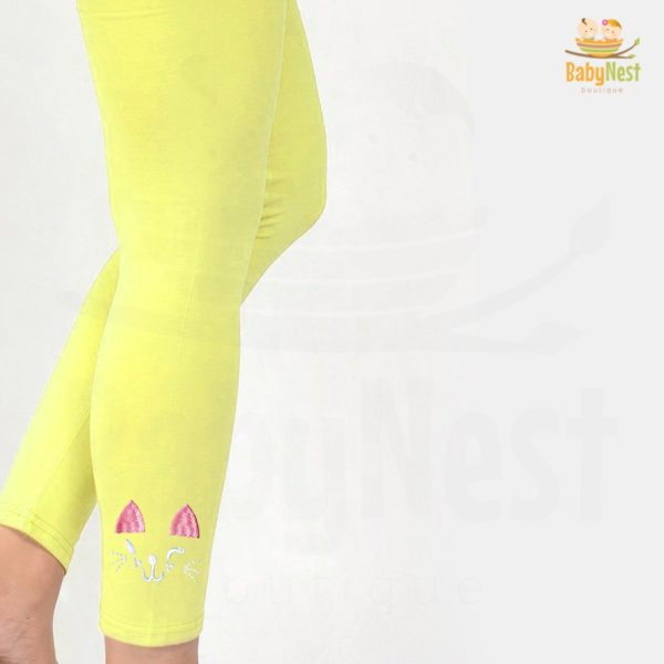 Stretchable Leggings for Girls