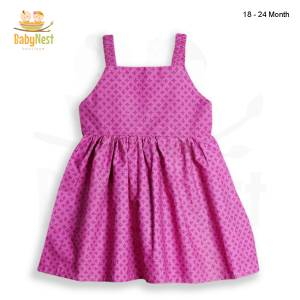 Cotton Frocks for Baby Girl