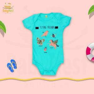 Half Sleeve Rompers for Babies