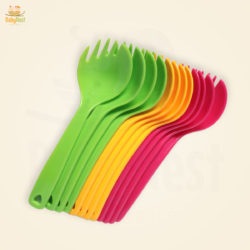 fork shaped spoons for baby