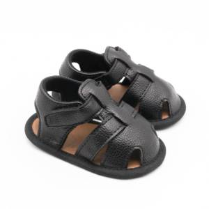Soft Leather Sandal for Baby Boy