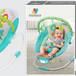 mastela comfort bouncer for baby