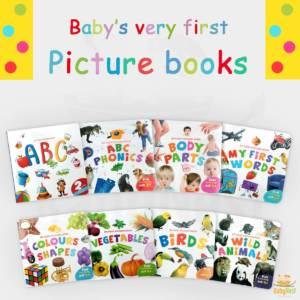 Baby's First Learning Books