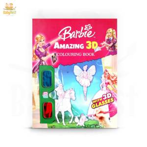 barbie coloring book for girls