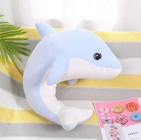 fish shaped pillow for baby