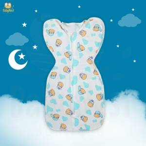 printed swaddle wraps for babies