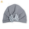 bow turban hat for babies