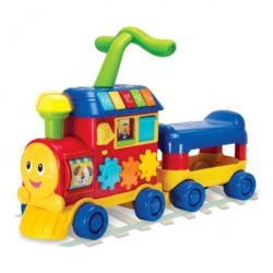 baby walker ride - winfun walker ride on train 2 assorted