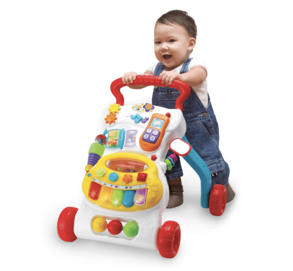 musical walker - winfun grow with me musical walker