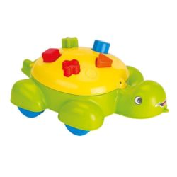 funtime shape sorter - turtle toys for kids