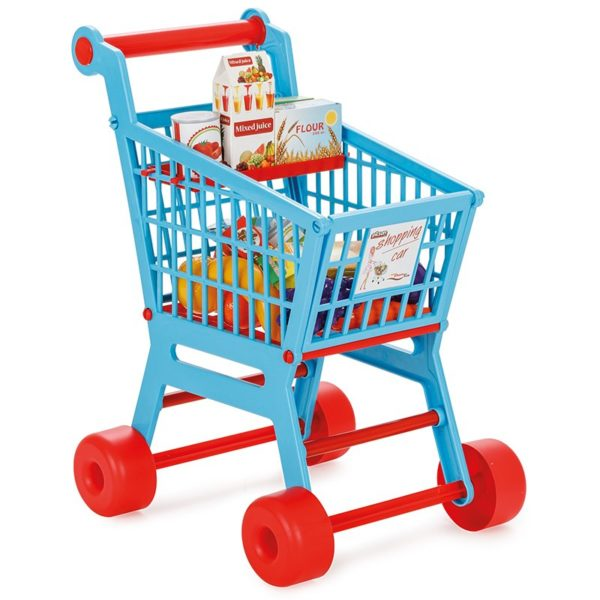 kids shopping trolley - role play toys