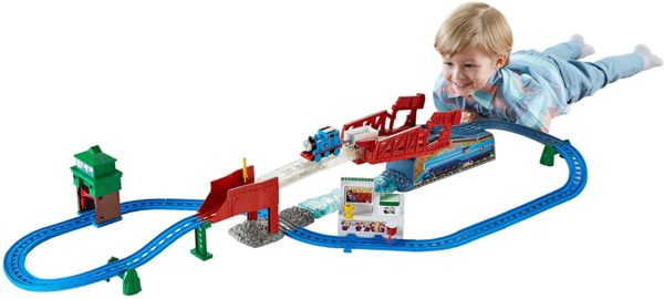 fisher price jungle quest motorized railway